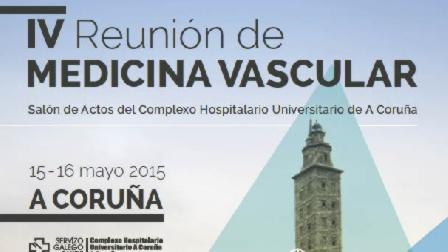 IV Reunión de Medicina Vascular
