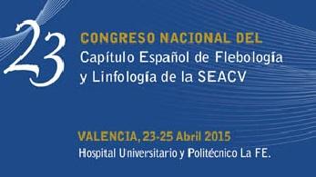 23 Congreso Nacional de Capítulo Español de Flebología y Linfología (CEFyL)