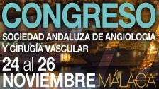 32 Congreso de la Sociedad Andaluza de Angiología y Cirugía Vascular