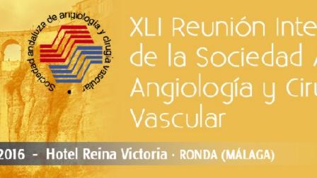 41 Reunión Interhospitalaria de la Sociedad Andaluza de Angiología y Cirugía Vascular