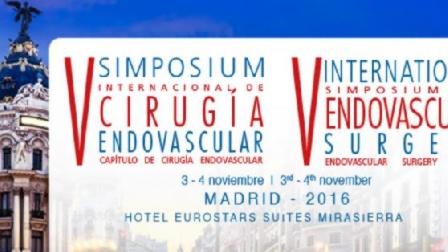 V Simposium Internacional de Cirugía Endovascular