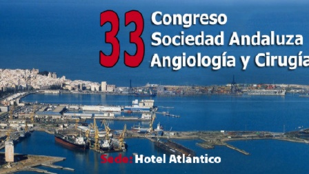 33 Congreso de la Sociedad Andaluza de Angiología y Cirugía Vascular