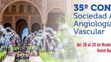 35 Congreso de la Sociedad Andaluza de Angiología y Cirugía Vascular
