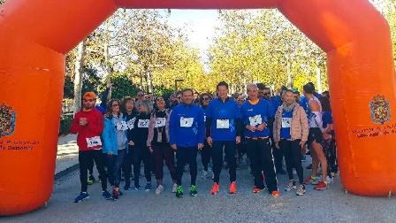 Gran éxito de nuestra I Marcha por la Salud Vascular celebrada en las calles de Granada