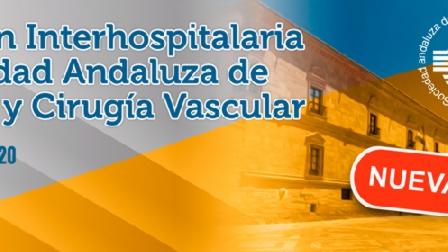48 Reunión Interhospitalaria de la Sociedad Andaluza de Angiología y Cirugía Vascular