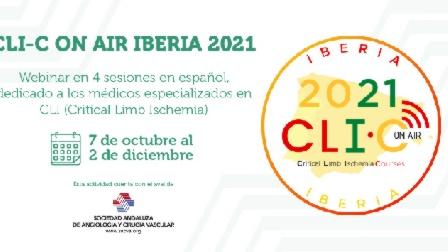 Mejora tus destrezas en la terapia CLI con este webinar con expertos de España y Portugal