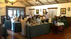 La SAACV consolida la recuperación de la actividad presencial con la celebración de su 49ª Reunión Interhospitalaria